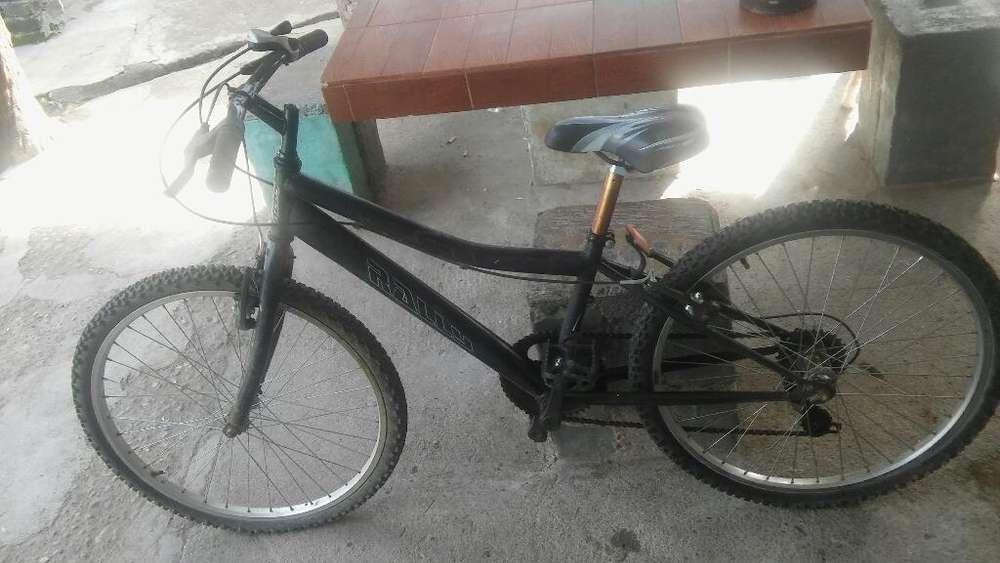 Vendo Bicicleta Mujer