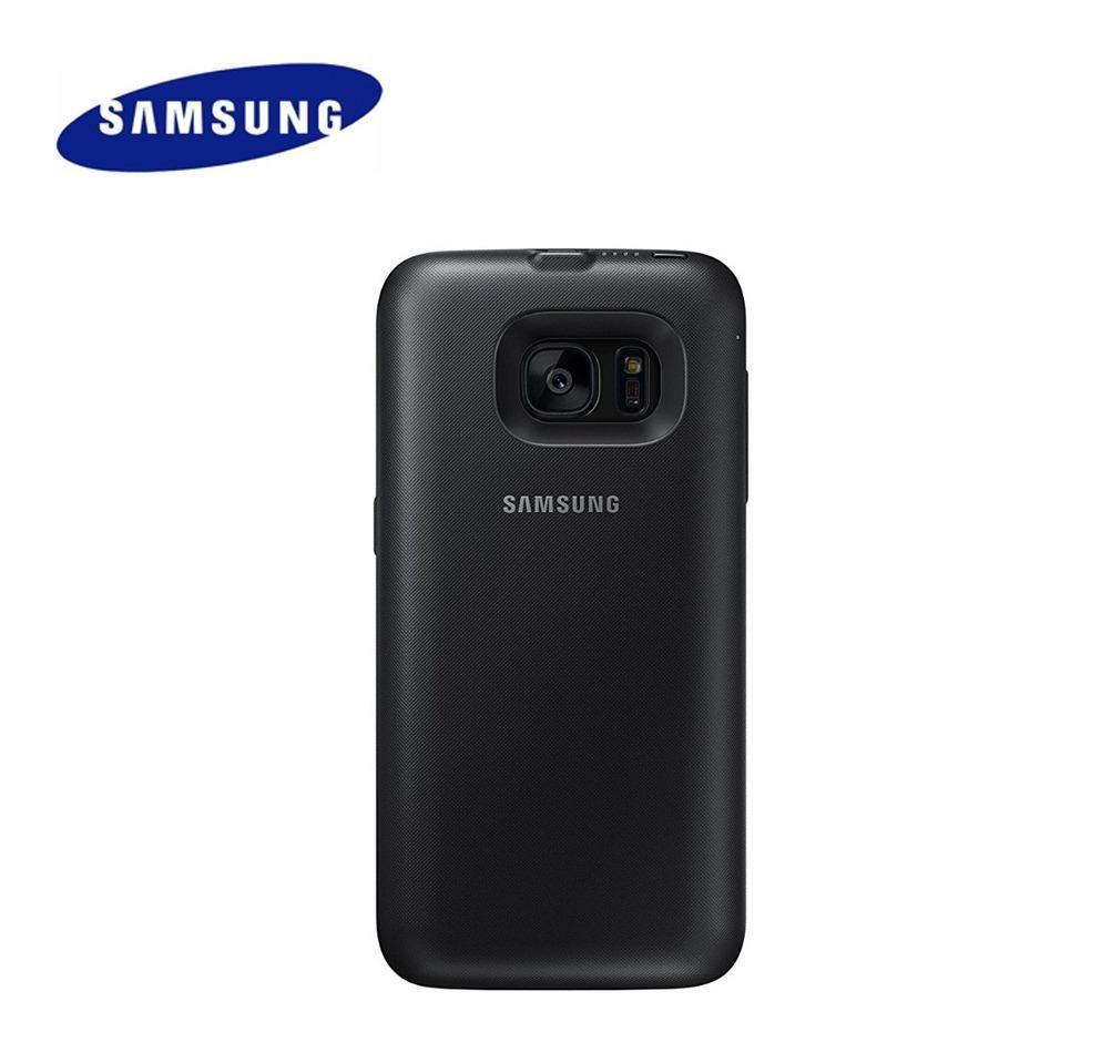 PowerCase Samsung: Wireless Charging Battery Pack @ S7 Edge , Case con batería