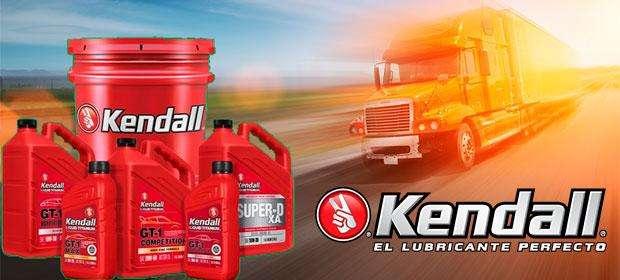 Aceite KENDALL 15W40 API CK-4, CJ-4, CI-4 PLUS, CI-4, ACEA E7, CH-4, CG-4, CF-4,