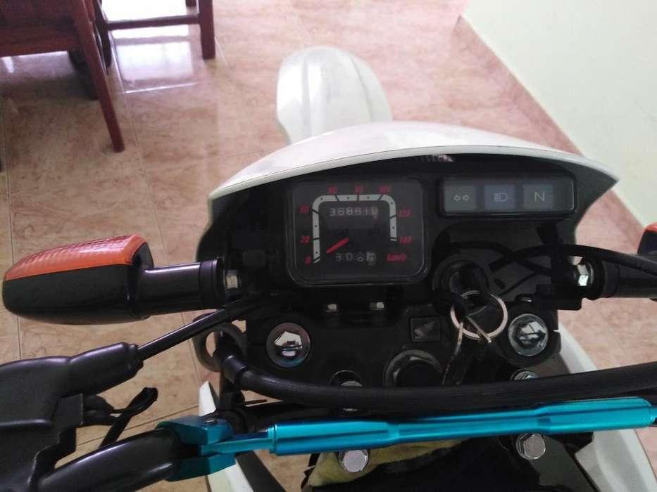 Venta de Moto <strong>honda</strong> Rx 125 <strong>honda</strong> con Pap