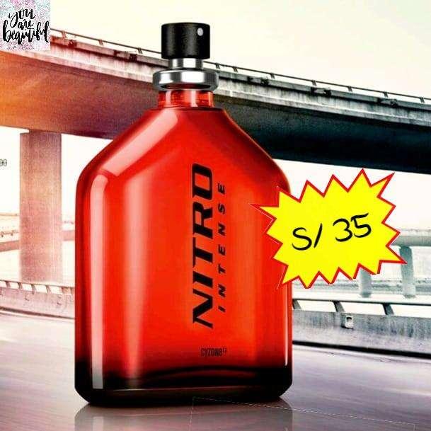 Nitro Intense Perfume 100ml Cyzone