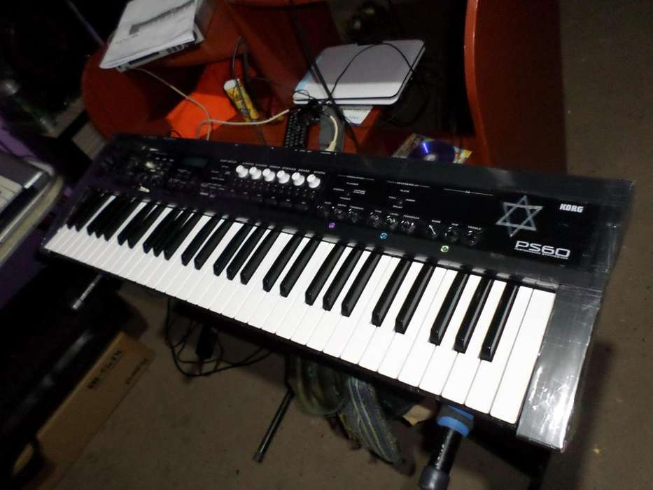 Korg ps60 impecable