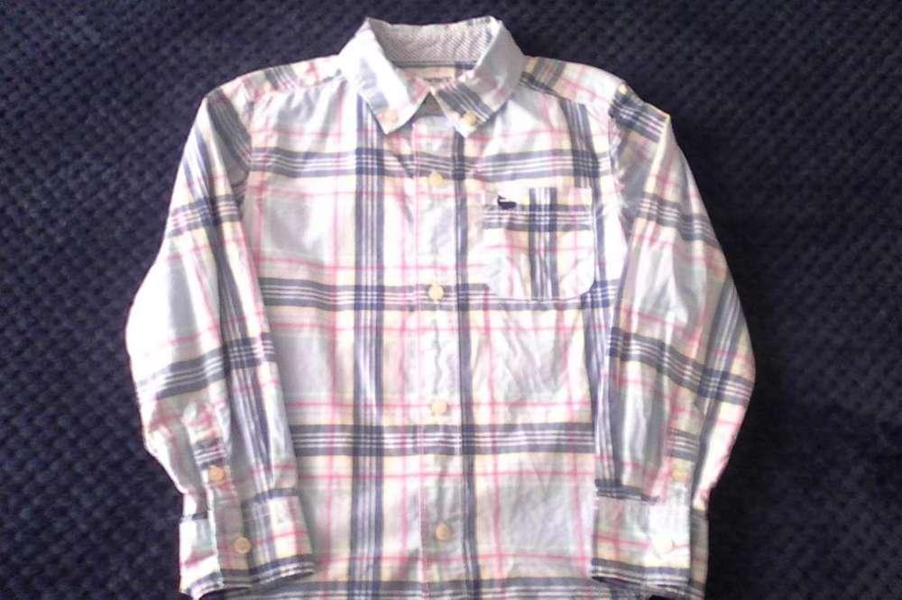 Lote de camisas usadas para niño varias marcas
