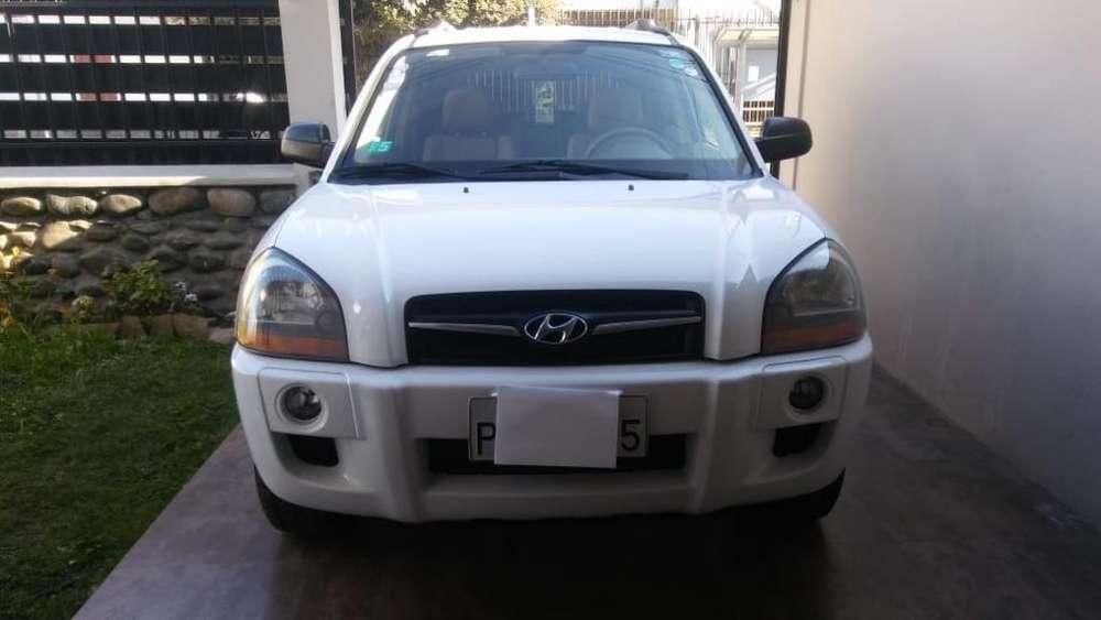Hyundai Tucson 2010 - 137 km