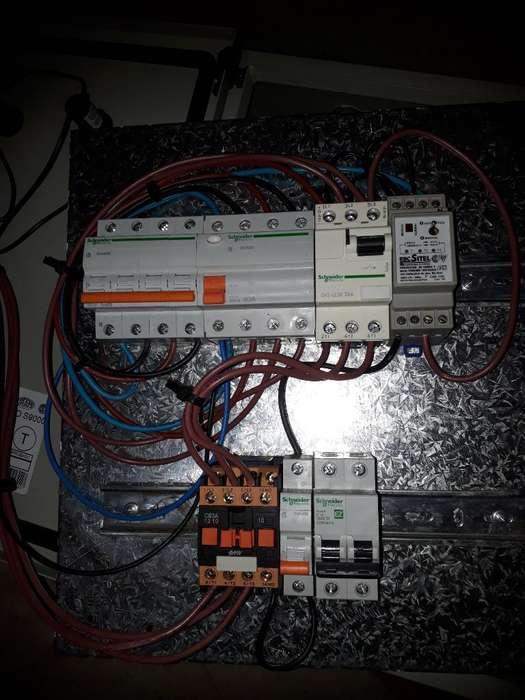 Electricista Habilitado por El Ersep