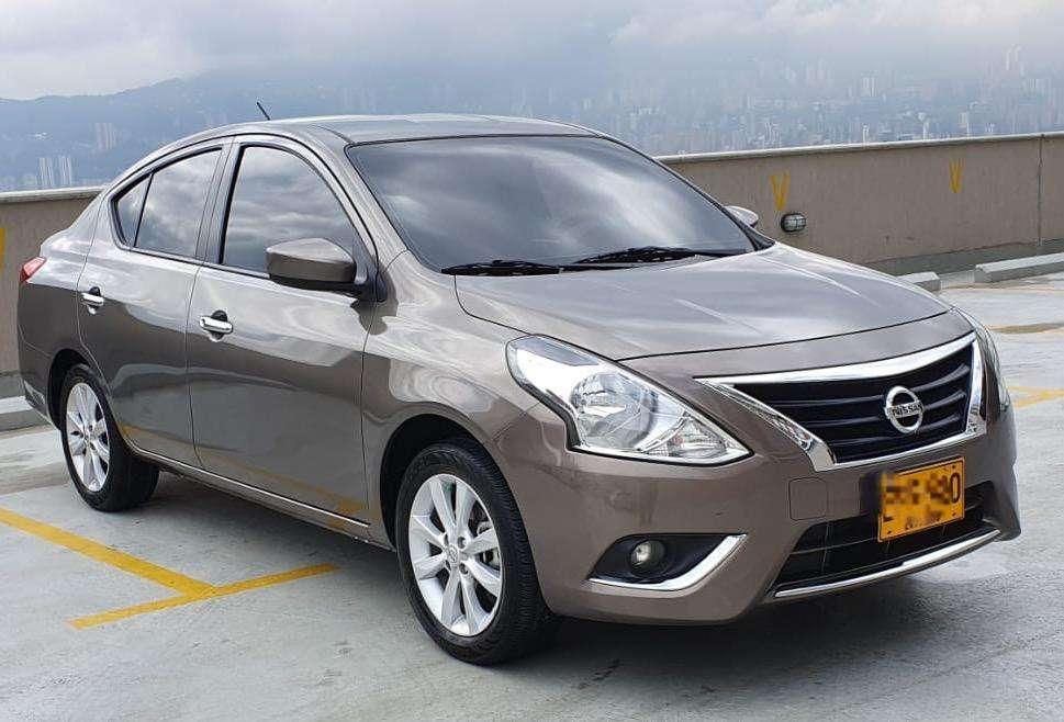 Nissan Versa 2019 - 11500 km
