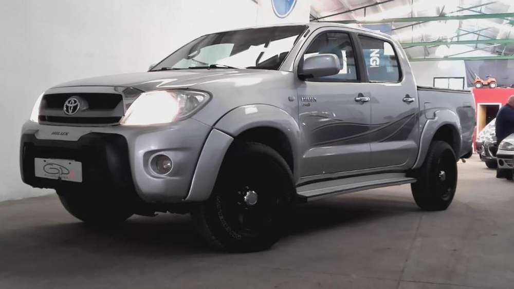 Toyota Hilux 2009 - 165000 km