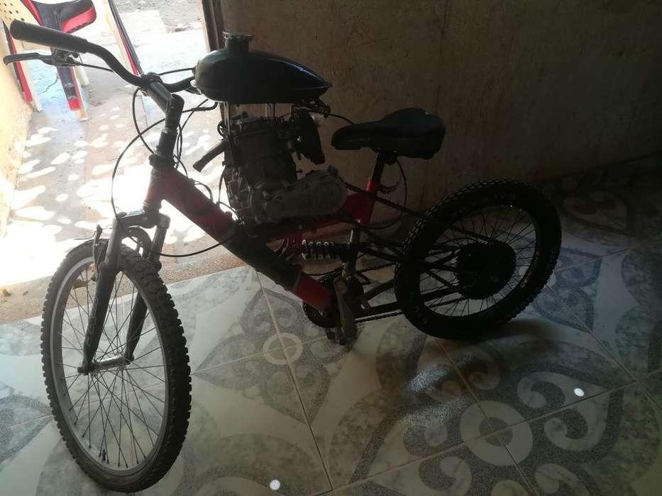 Vendo Motor 4tiempos para Bici