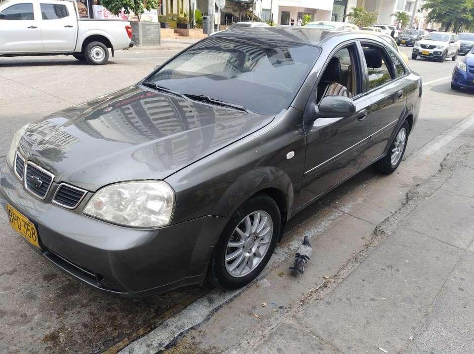 Chevrolet Optra 2005 - 157 km