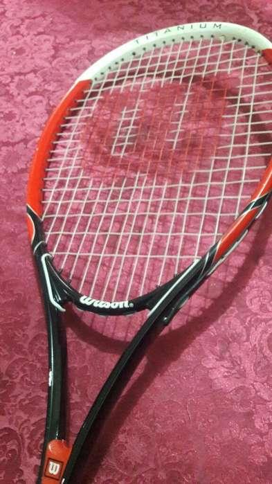 Se Vende Raquetas de Tennis
