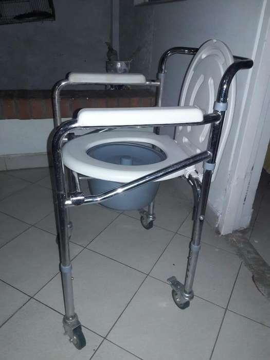 Inodoro Portatil Ortopedico