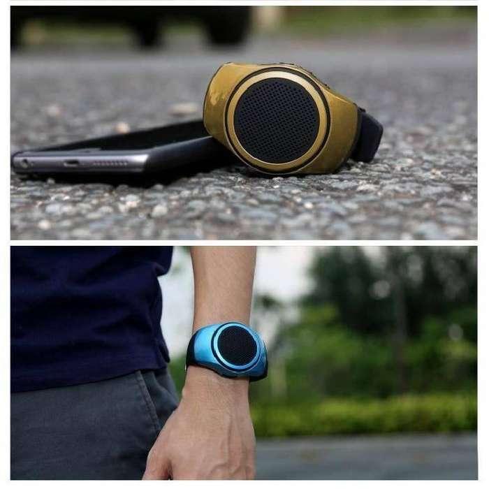 Reloj Pulsera Parlante Bluetooth