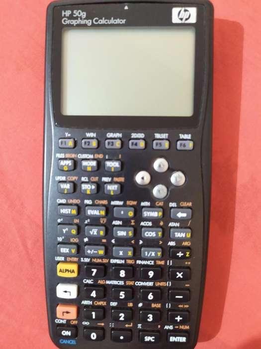 <strong>calculadora</strong> Hp 50g con Estuche