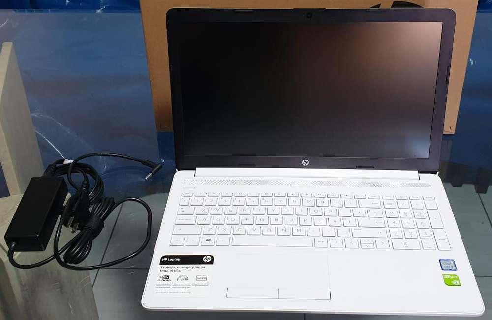 Laptop HP I7 8va. generación (9.5/10)