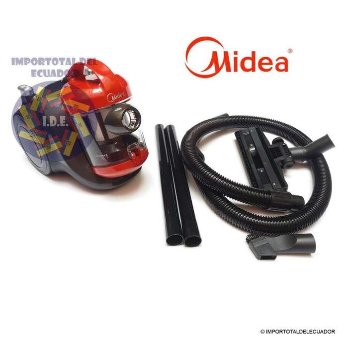 <strong>aspiradora</strong> ''nueva'' marca MIDEA con tanque ''1400 watts'' potente / 1,5 litros y 110 voltios / mod. VCC35A12K