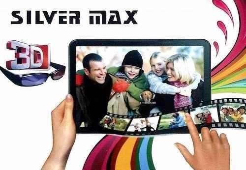 Envio Gratis Tablet 7p Silvermax Gafas 3d Doble Camara Dualcore 8gb
