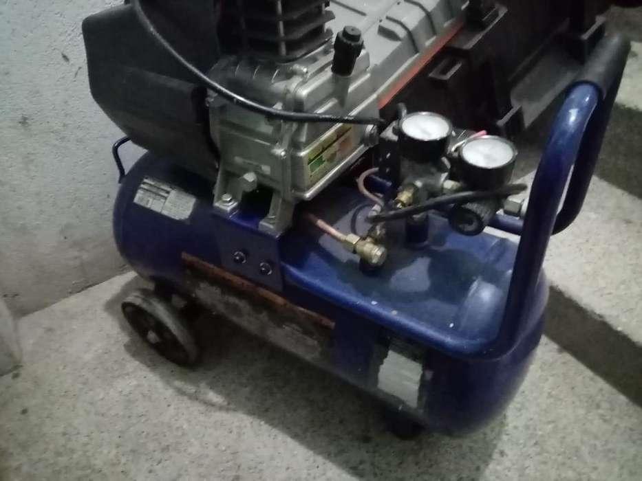 Compresor de Aire 8 Galones Horizontal