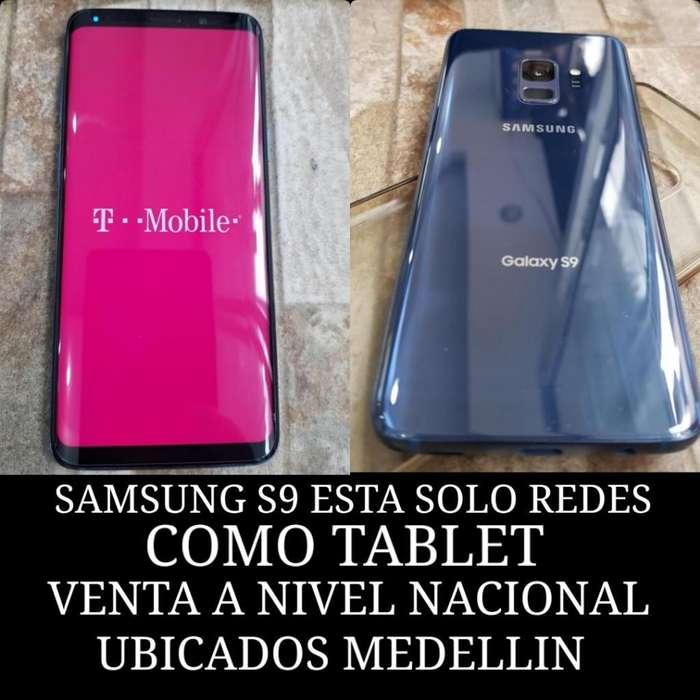 Samsung S 9 de 64gb Tmobile