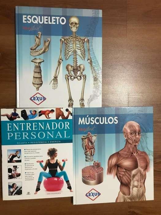 Coleccion de Libros Lexus anatomia
