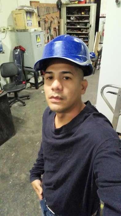 Busco Trabajo Soldador Ayudante Pintor