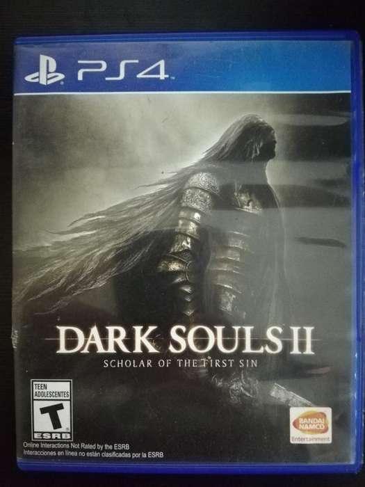 Dark Souls 2 Ps4 Play 4 Cambio O Vendo