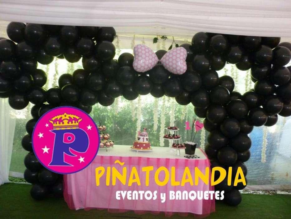 Recreación Eventos Banquetes Payasos Brincos Fiestas infantiles