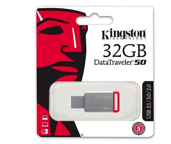 Memoria Usb Kingston 32gb Dt50
