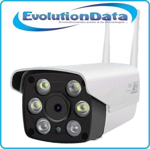 Camara IP Exterior Inalambrica HD Wifi Android Iphone CCTV DVR NVR ACEPTAMOS TARJETA CREDITO