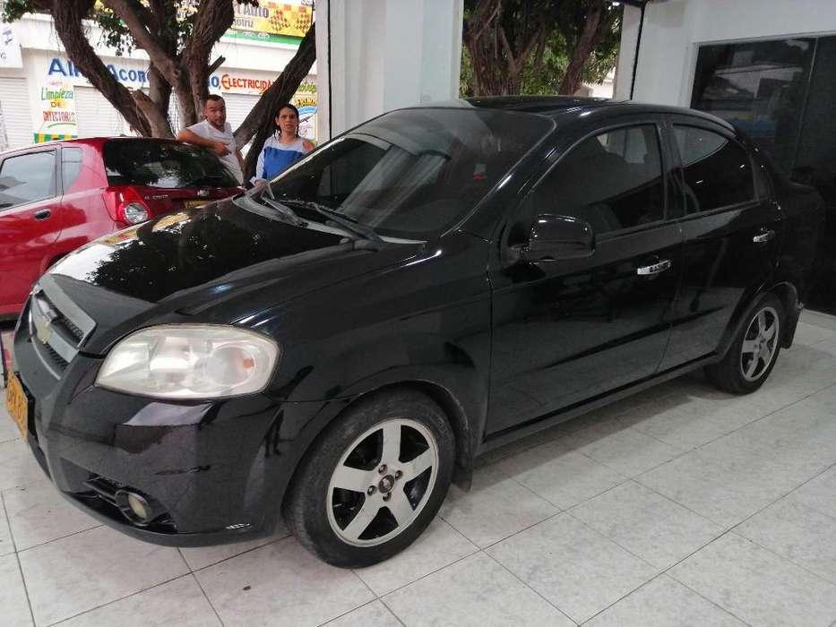 Chevrolet Aveo Emotion 2007 - 126000 km