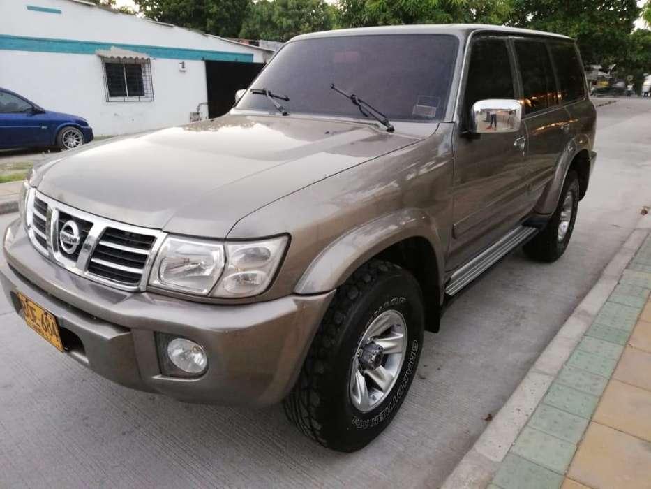 Nissan Patrol King 2004 - 138000 km