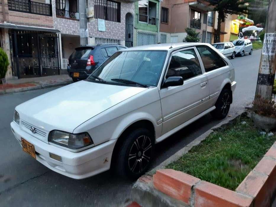 Mazda 323 1993 - 123 km