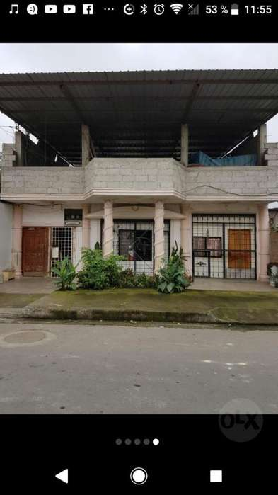 Se Vende Casa en Santa Rosa