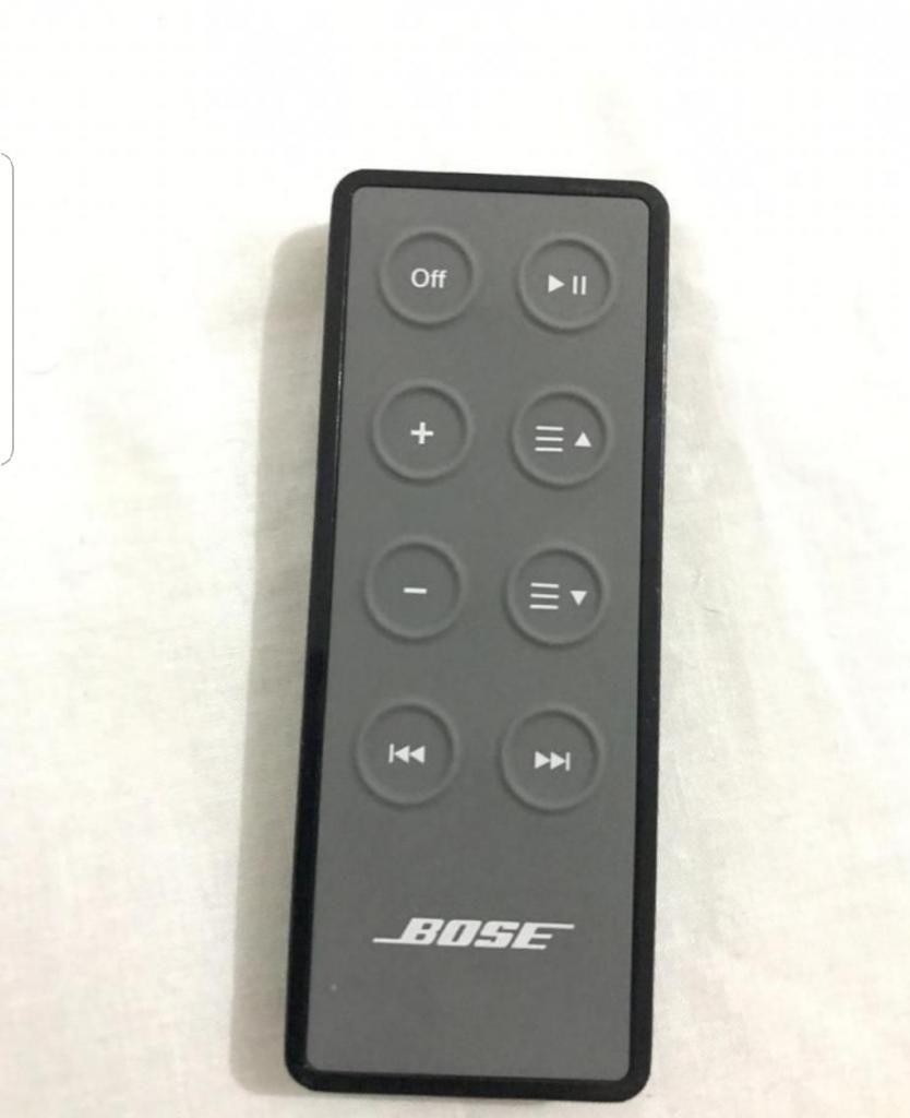 Control Bose Portable Full Estado