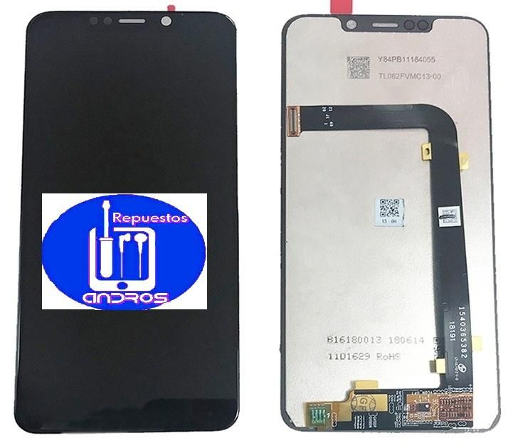 Display Motorola One