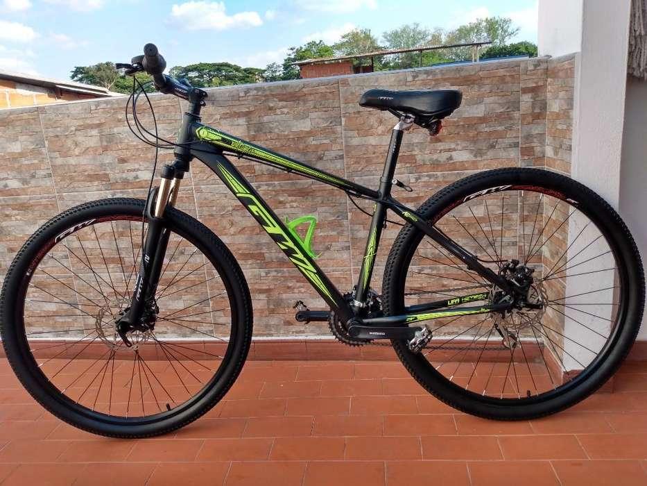 Vendo Bici Como Nueva