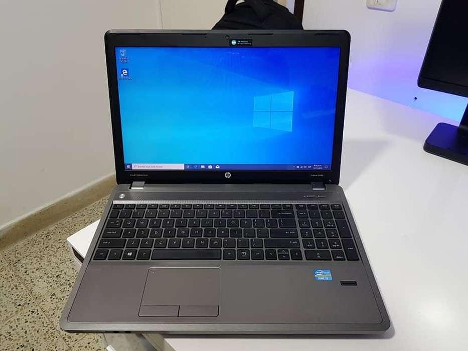 PORTATIL HP i3 3ra 2.40GHZ, 4GB RAM DDR3, 120GB SSD SOLIDO, PANTALLA 15.6, HDMI, UNIDAD DE DVD