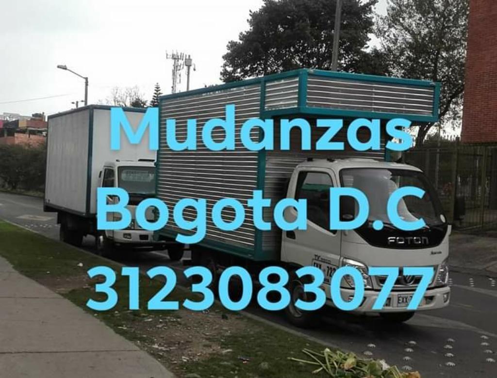 Acarreos Trasteos Mudanzas Bogota
