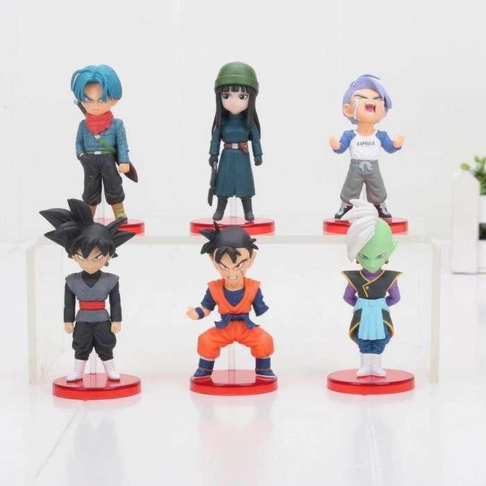 Coleccion de Figuras Dragon Ball Goku