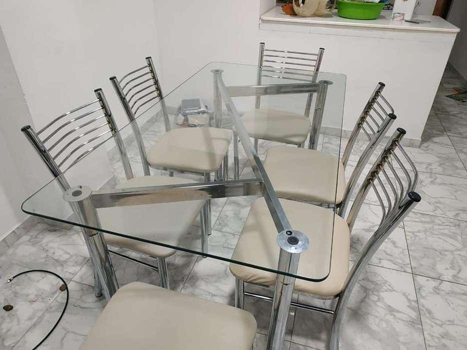 juego de mesa y <strong>silla</strong>s