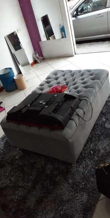 Puff Y <strong>sofa</strong> Buen Estado