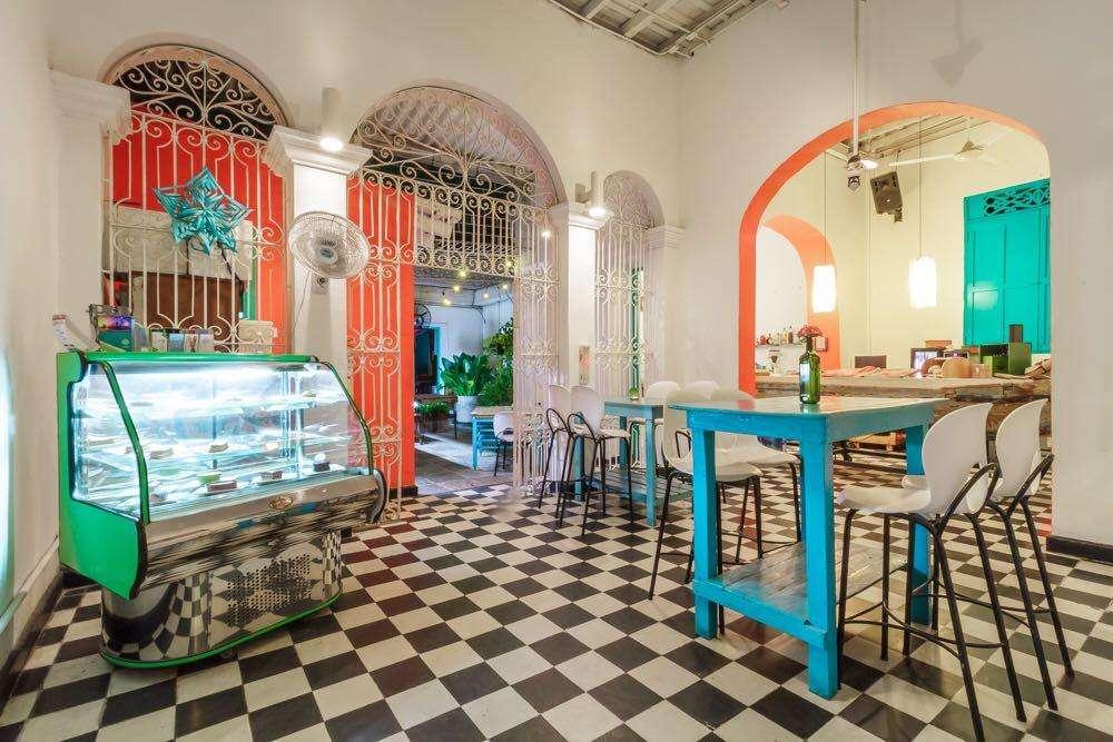 Se vende hermoso <strong>restaurante</strong>, panaderia y pastelería francesa