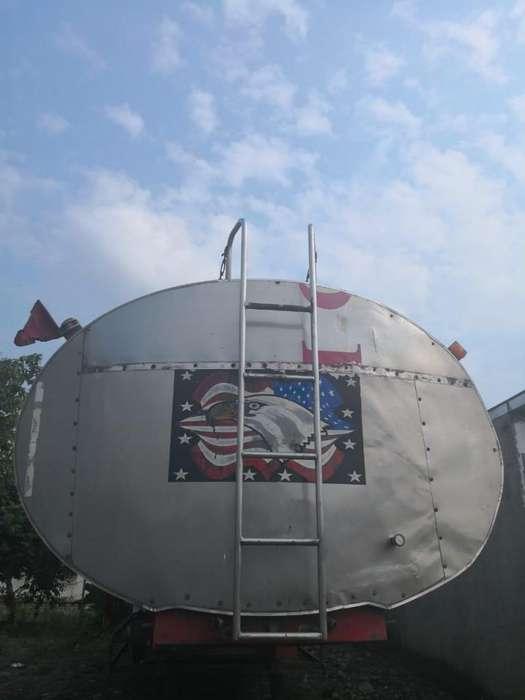 Auto tanque termico de 10000 GLS