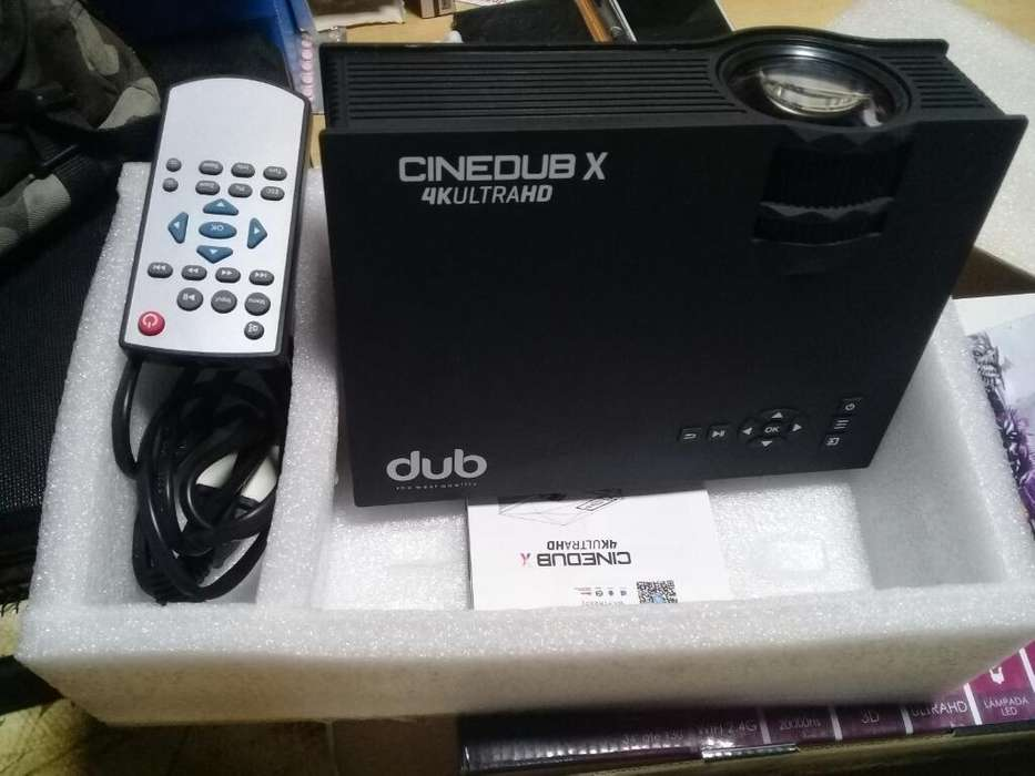 Vendo Cinedu 4k Ultra Hd