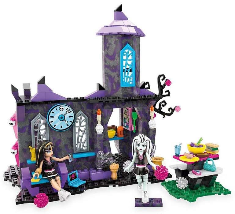 Mega Bloks Monster High Creepateria juego de construcción