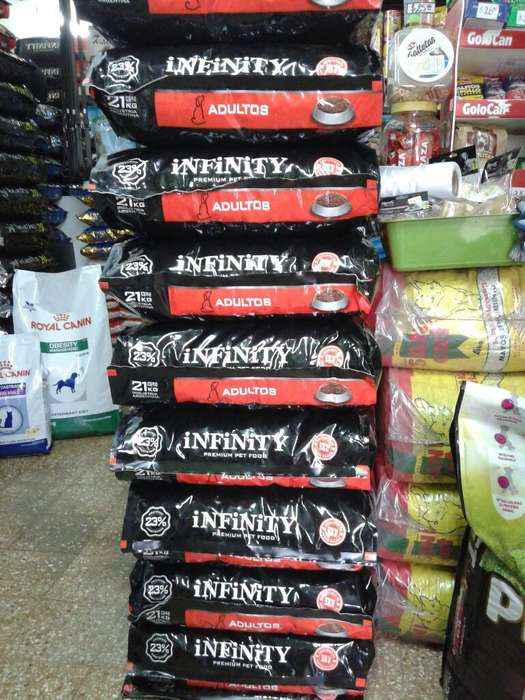 Infinity Premium Perros Adultos 21 Kilos