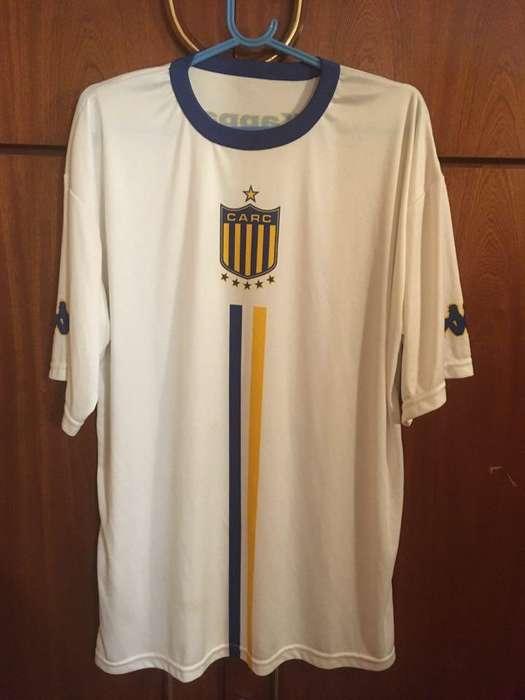 Camiseta Rosario Central Kappa entrenamiento talle XL