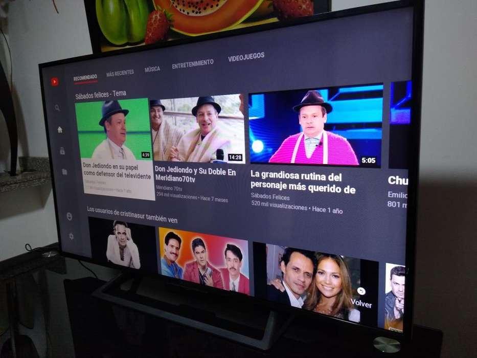 Tv Smart Sony 49 Bien Estado