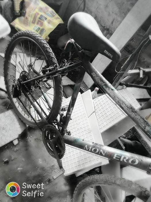 <strong>bicicleta</strong> Aro 26 Montañera Montero