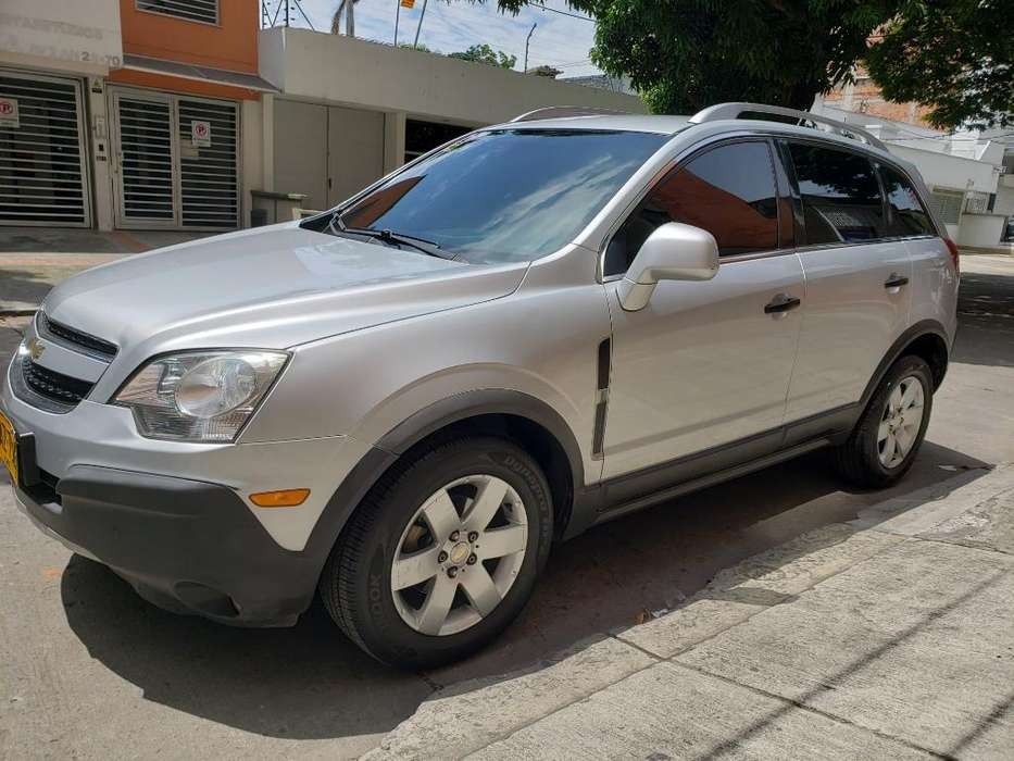 Chevrolet Captiva 2011 - 83228 km