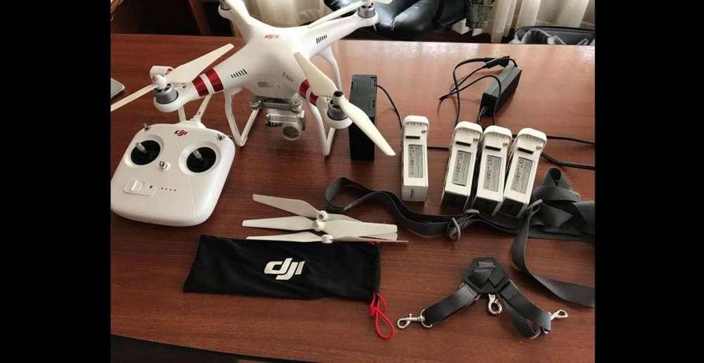 Drone Phantom 3 Standard Full Equipo
